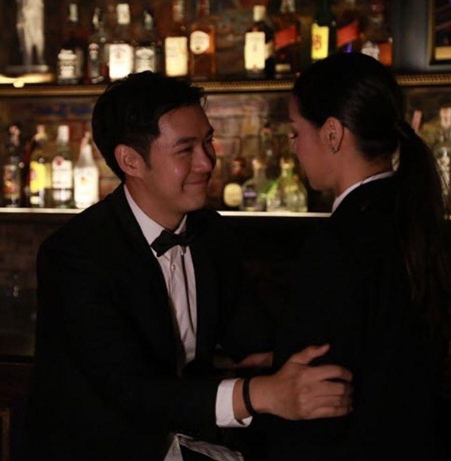 """กินเผือกกันค่ะ!! """"มดดำ"""" เผลอหลุด!! """"แอมป์"""" กำลังจะแต่งงาน ส่วน """"หยก"""" มีแฟนคนใหม่แล้ว (ชมคลิป)"""