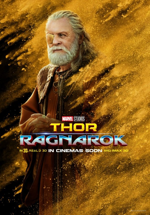 คัลเลอร์ฟูลสุดๆ ใบปิดใหม่หนัง Thor : Ragnarok ติ่ง มาร์เวล ต้องกรี้ดดด!!