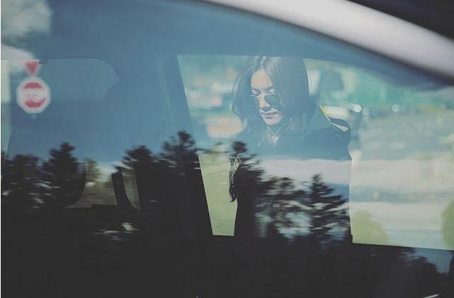 ลงรูปคู่แบบติสๆ หมาก คิม ขับรถเที่ยวฮอกไกโด