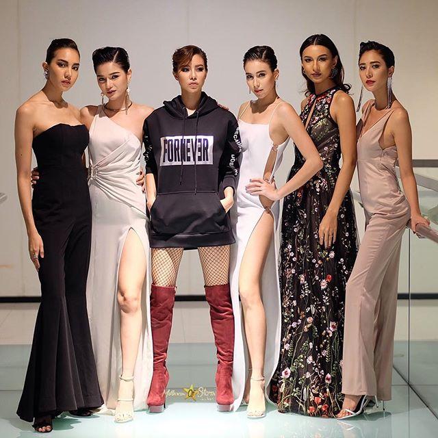 รวมความแซ่บของลูกทีม #เมนเทอร์คริส บนเวที The Face Men Thailand เป๊ะปังสุดๆ!!