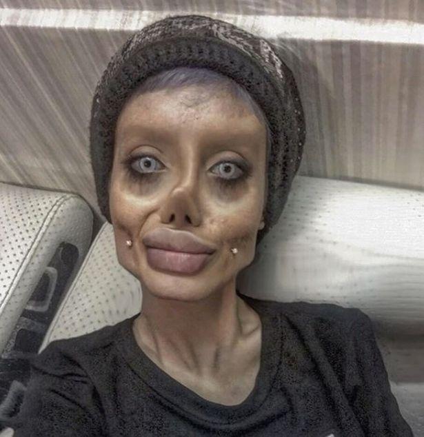 สาวคลั่ง!! แองเจลินา โจลี ทุ่มผ่าตัดศัลยกรรมใบหน้าถึง 50 ครั้ง