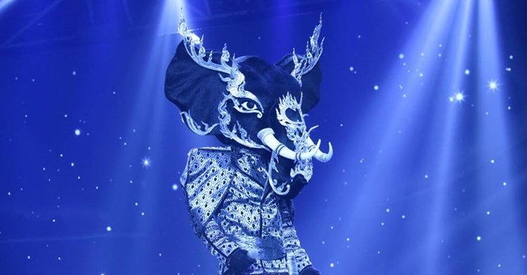 กัน นภัทร พูดแล้ว! ผมร้องเพลงดีกว่า #หน้ากากช้างดำ นะ!