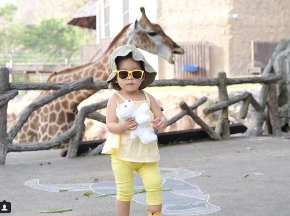 ส่องภาพความสุข กุ๊บกิ๊บ- บี้ ขอพา น้องเป่าเปา เที่ยวต้อนรับวันเด็ก
