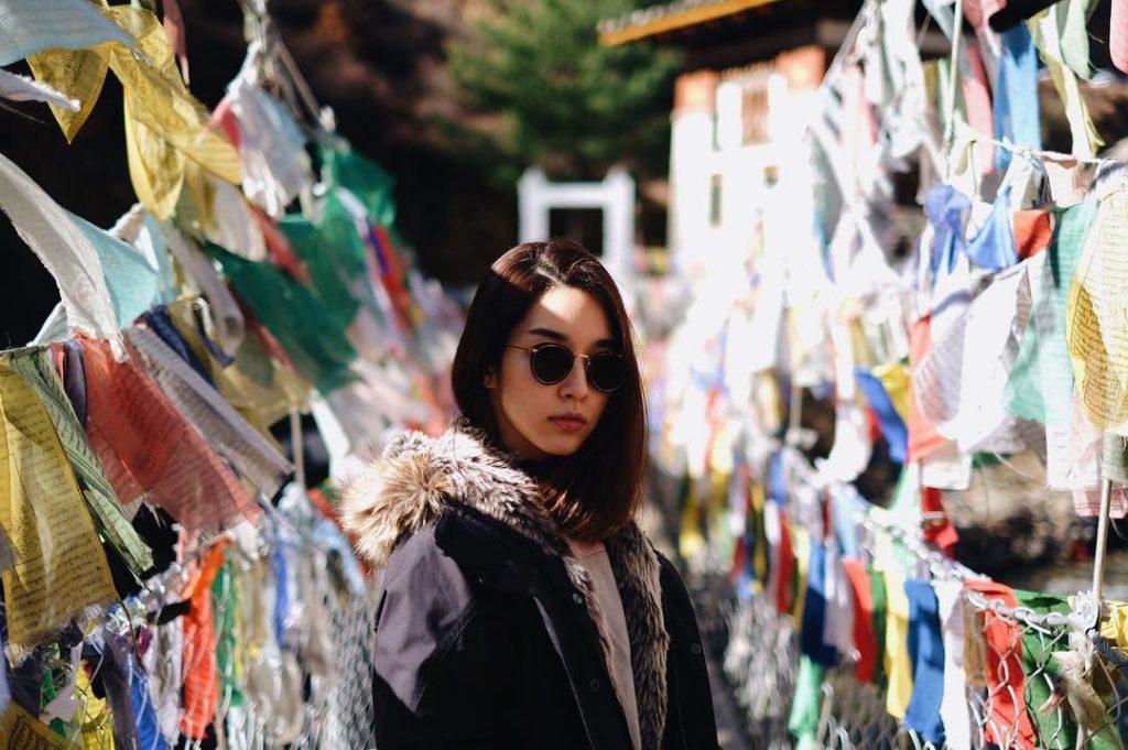 ทริปนี้ฟินมาก!! นางเอกสาว โม มนชนก ตะลุยทริปภูฏาน!