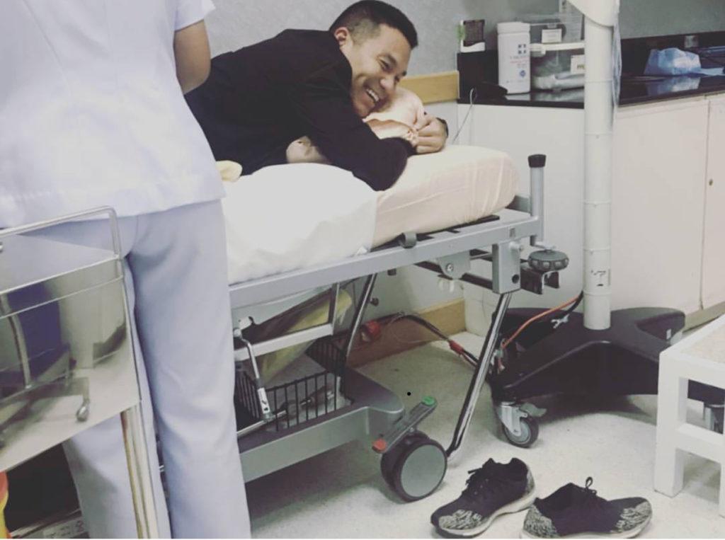พยาบาลคนพิเศษอยู่เคียงข้าง!! ในวันที่ สารวัตรหมี ป่วย!! (ชมคลิป)
