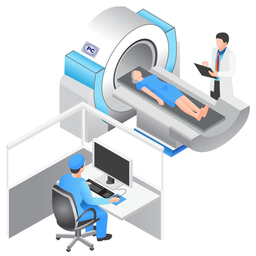 รู้หรือไม่! การทำ MRI ต่างจาก X-RAYS อย่างไร??
