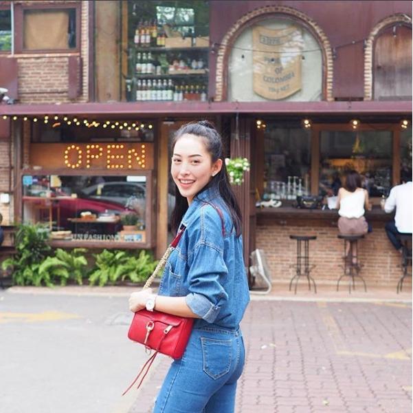 งามอย่างไทยก็ได้เหมือนกัน! มาดู เฌอเบลล์ สวมชุดไทยเรื่องความงามไม่ต้องพูดถึง!