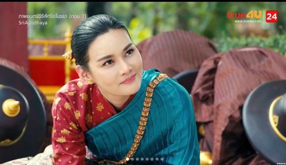 ซูมชัดๆ! หญิง รฐา ถ่ายแบบชุดไทย สวยงดงามเว่อร์