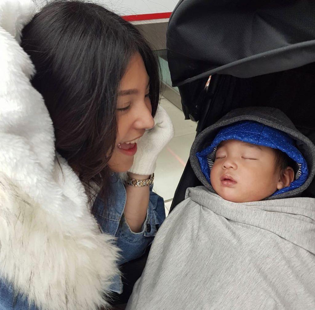 บรรยากาศวันเกิด  น้องเรซซิ่ง  ครบ 1ขวบ  ที่เกาหลี  อบอุ่นขนาดไหน?(ชมคลิป)
