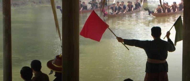 เผยเบื้องหลังฉากแข่งเรือของเหล่าขุนนาง ในบุพเพสันนิวาส ที่ไม่ได้ออกอากาศ (ชมคลิป)