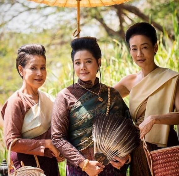 สงสัยหรือไม่ ? ว่าทรงผมไทยโบราณ การะเกด-คุณหญิงจำปา-แม่หญิงจันทร์วาด ทำไมไม่ทำทรงเดียวกัน