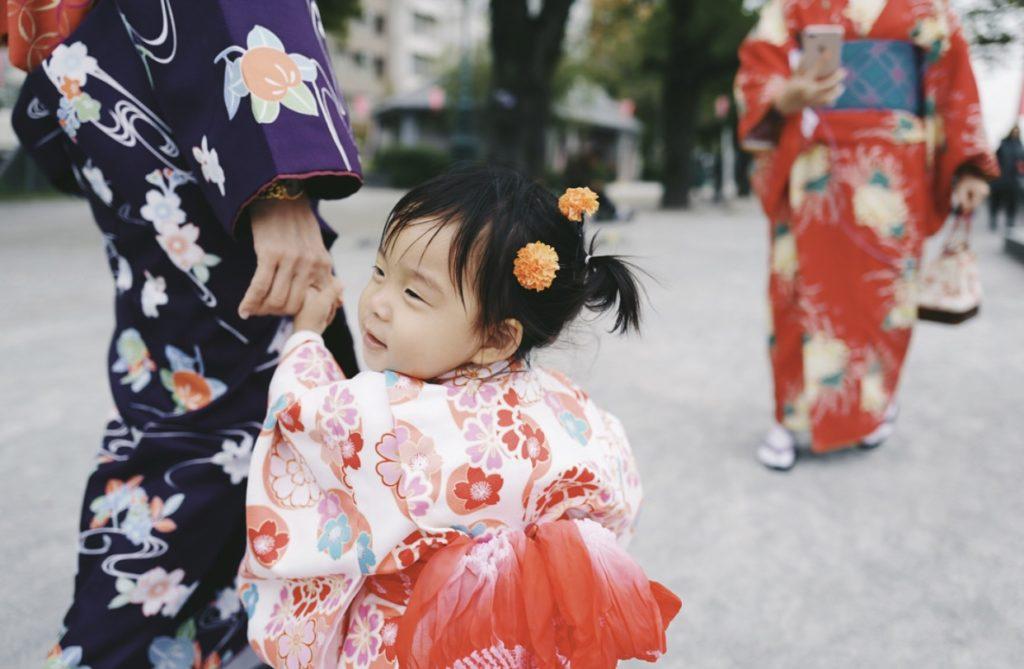 น้องเป่าเปายิ้มหน้าบาน!!  แม่กุ๊บกิ๊บพาทัวร์ญี่ปุ่น