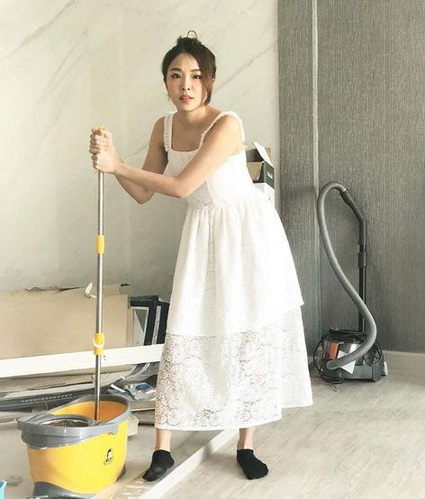 สุดภูมิใจ บ้านจากน้ำพักน้ำแรง หญิงแย้  ออกแบบทุกมุมในบ้านเป็นฉากรีวิวสินค้า