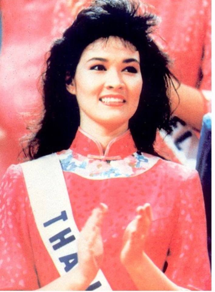 วันนี้ ครบ 30 ปี ที่ ปุ๋ย ภรณ์ทิพย์ ครองมงกุฎ Miss Universe 1988