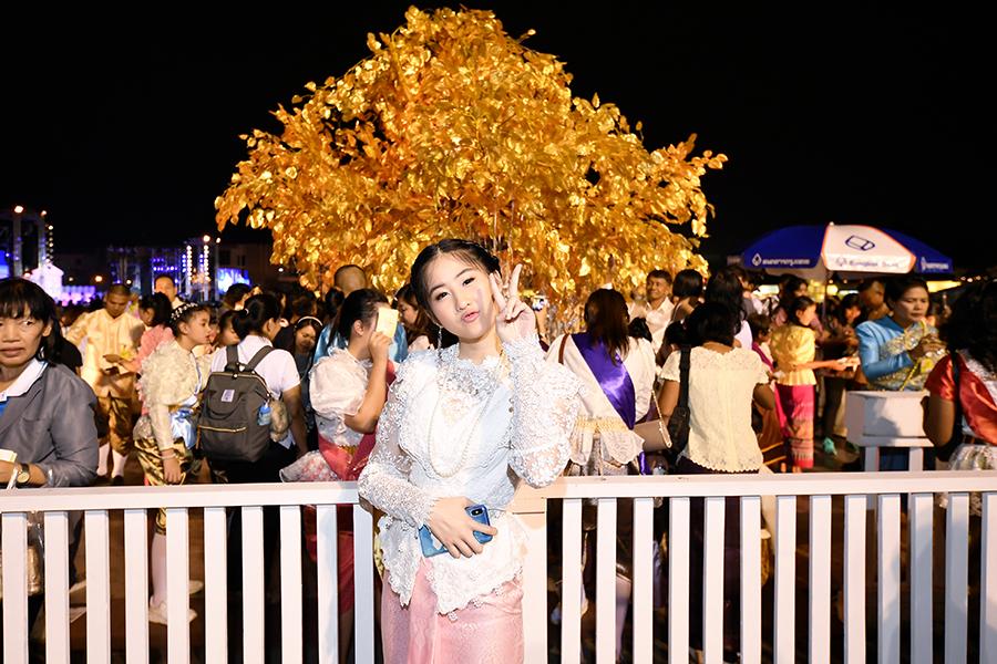 """""""น้องโยโกะ"""" Net idol รุ่นใหม่…ภูมิใจที่ได้สวมใส่ชุดไทยครั้งแรก! (17 รูป)"""