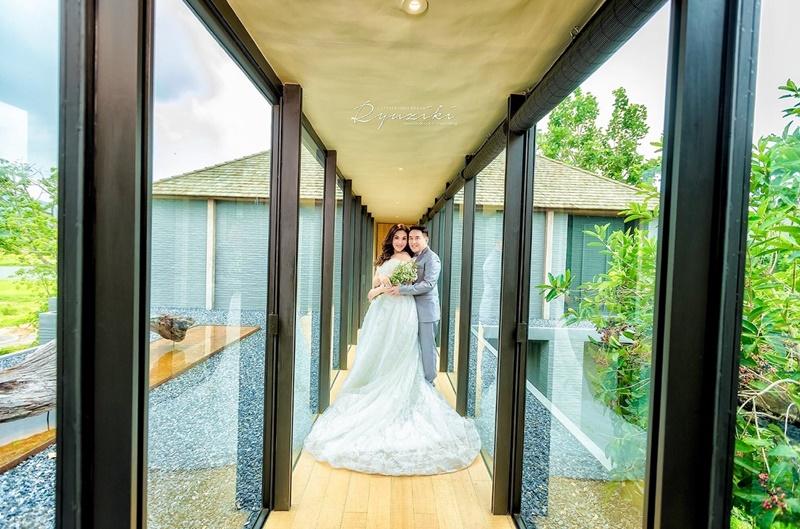 เปิดภาพพรีเวดดิ้ง! เบลล์ นันทิตา-สตีเว่น(แฟนหนุ่มชาวญี่ปุ่น) หวานหวานฉ่ำแสนโรแมนติกกลางสวน สุดโรแมนติก
