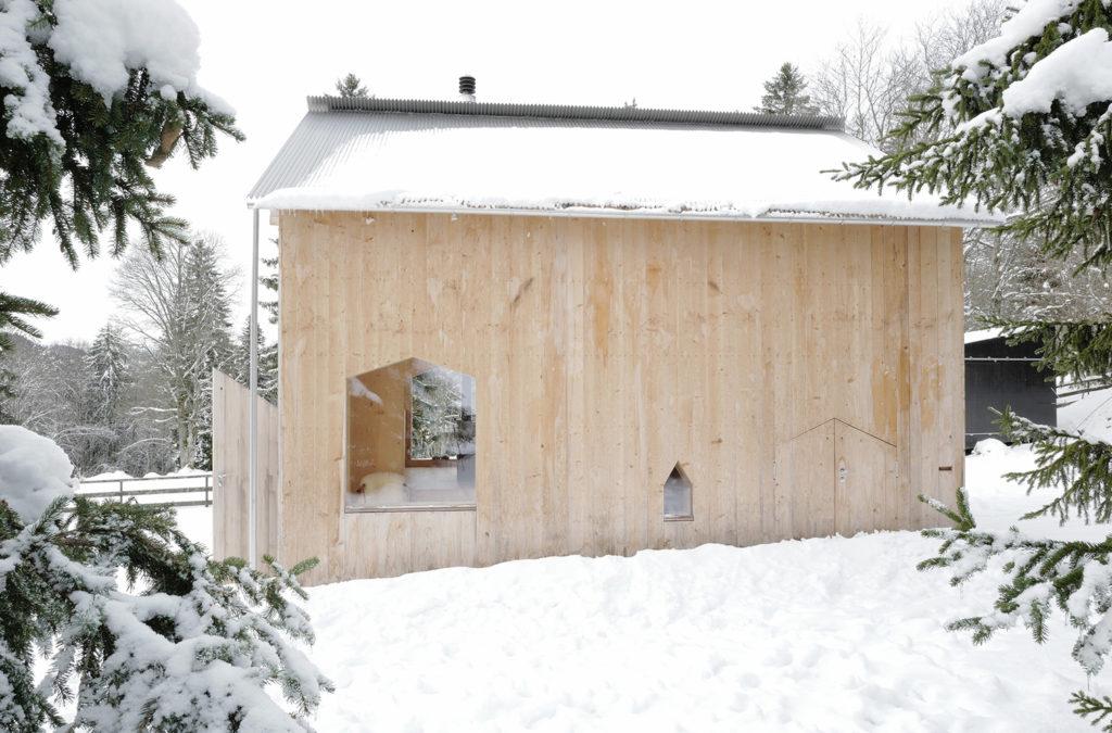 ไอเดีบบ้านขนาดเล็ก ที่ดูแล้วน่าอบอุ่นมาก!!!