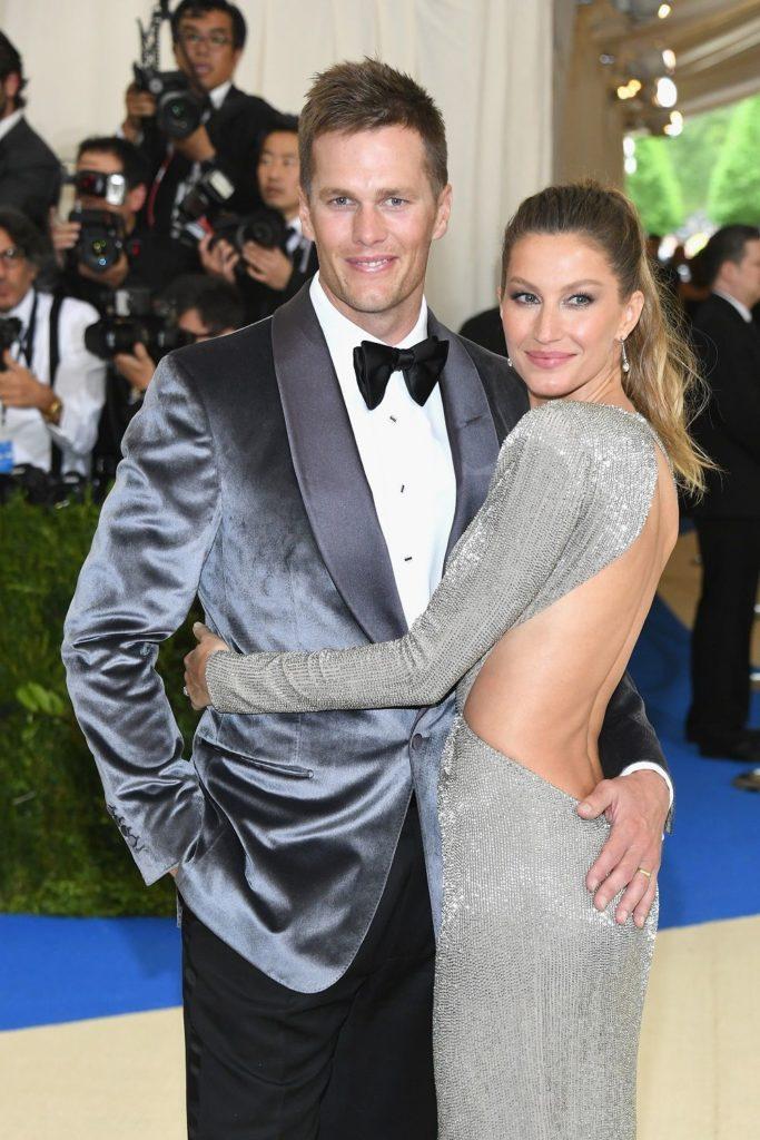 มีความหวาน!! จีเซล บุนด์เชน มีปลื้ม เมื่อสามีใส่เสื้อสกรีน 'I love Gisele'