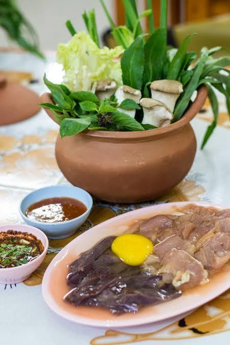 สูตรทำแจ่วฮ้อน อาหารอีสาน น้ำซุปรสชาติกลมกล่อม ซดร้อนๆฟินถึงใจ