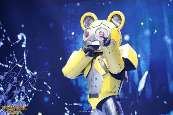 ถอดแล้ว!! หน้ากากหมีเหล็ก ที่แท้คือนักร้องสายร็อค คนนี้?