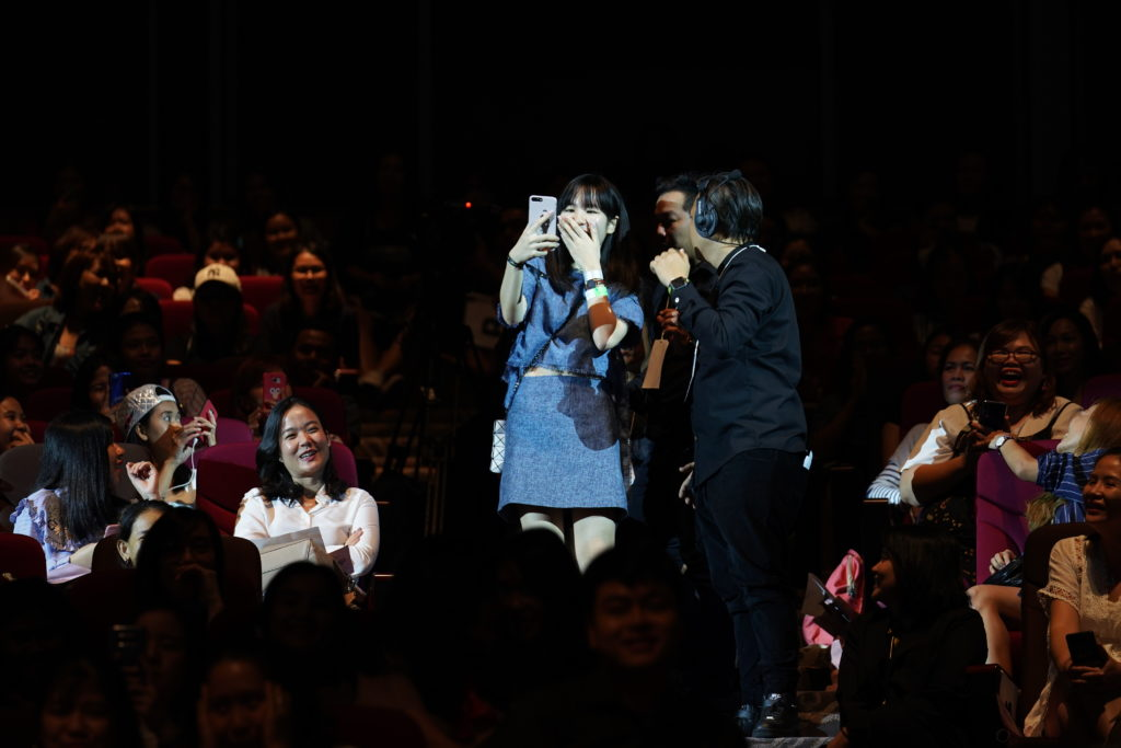 """จอง แฮอิน"""" เปิดห้องรับแขก ชวนนูน่าไทยสัมผัสรอยยิ้มพิฆาตใจ ใน JUNG HAE IN 'SMILE' FAN MEETING IN BANGKOK"""