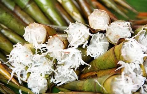 ขนมกล้วย ขนมไทยสูตรโบราณ ใครได้ลองกินต้องติดใจ