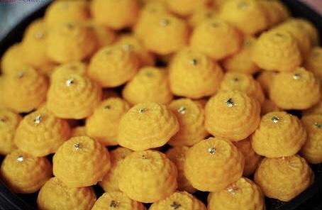วิธีทำขนมทองเอก ขนมมงคลของไทย นิยมทำในวันมงคลต่างๆ