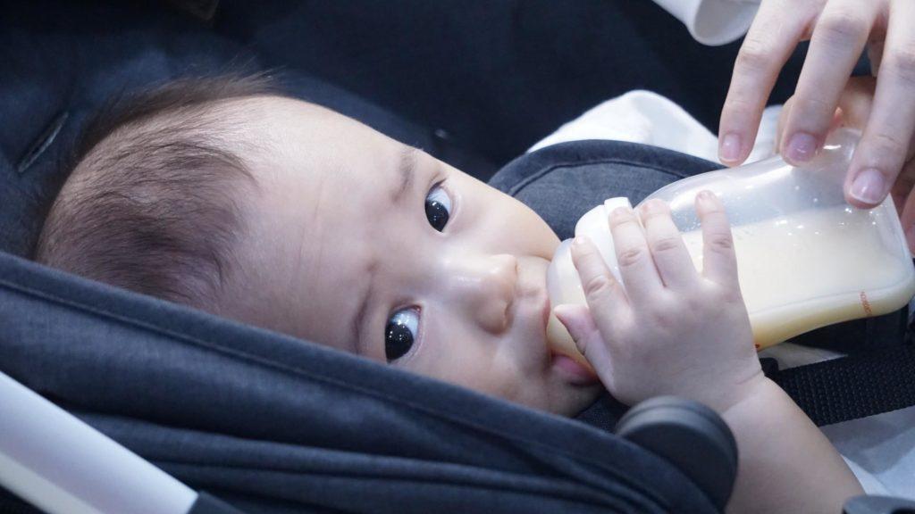 น้องเทรย์ ลูกชาย แอมป์ พีรวัศ ฉายแววน่ารักตั้งแต่เด็ก