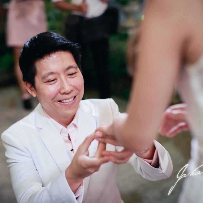 ภัทร ผู้ประกาศข่าว เซอร์ไพรส์วันเกิด ขอ จุ้มจิ้ม สาวทายาทหมื่นล้านแต่งงาน