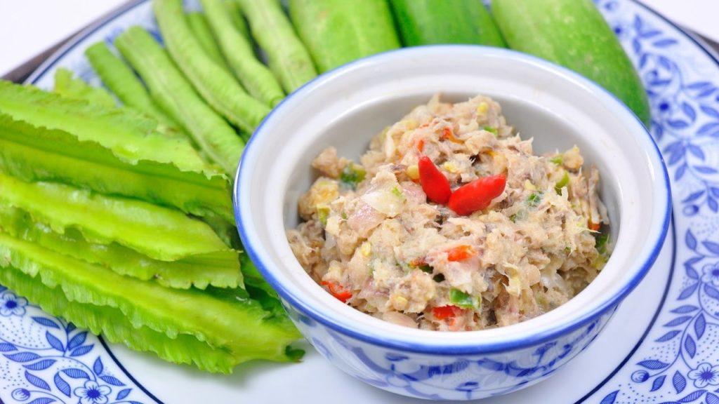วิธีทำน้ำพริกปลาทู อาหารพื้นบ้าน ที่อร่อยจนไม่มีคำบรรยาย