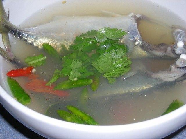 วิธีทำต้มยำปลาทูน้ำใสเมนูโบราณทำกินง่าย ๆ ประโยชน์เยอะ