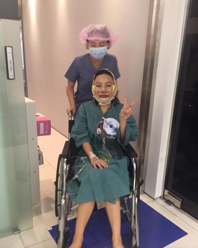 จะเหมือนมั้ย!! อัพเดท เอมมี่ อมลวรรณ หลังลุยศัลยกรรมเกาหลี แทบจำไม่ได้