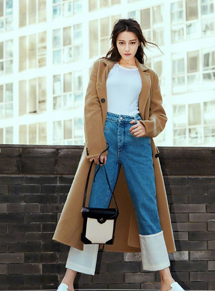 สวยดุจนางฟ้า!! ตี๋ลี่เร่อปา นางเอกจีน สาวในดวงใจของหนุ่มๆทั่วโลก