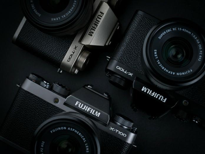 สเปกกล้อง Mirrorless Fuji X-T100 ถ่ายรูปโปรก็ดี เป็นกล้องเซลฟี่ก็ได้