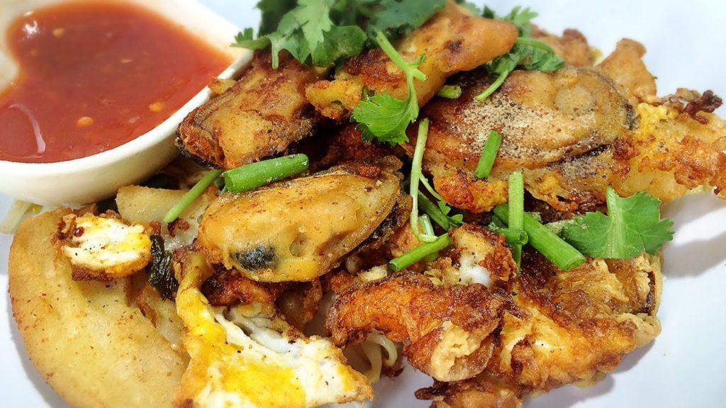วิธีทำหอยทอด ทอดกรอบๆ ไข่และหอยแมลงภู่ส่งกลิ่นหอม ทำกินเองที่บ้านก็ไม่ยากอย่างที่คิด