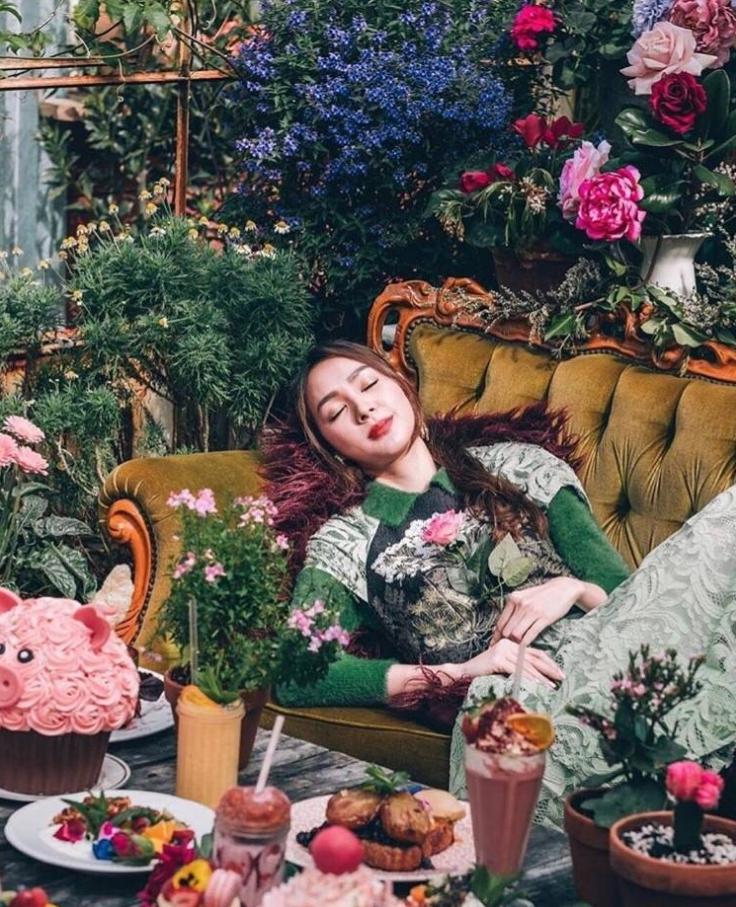 ชมภาพสวยๆของสาว  โฟร์ ศกลรัตน์  อินซิดนีย์ ฮอสเตรเลีย️
