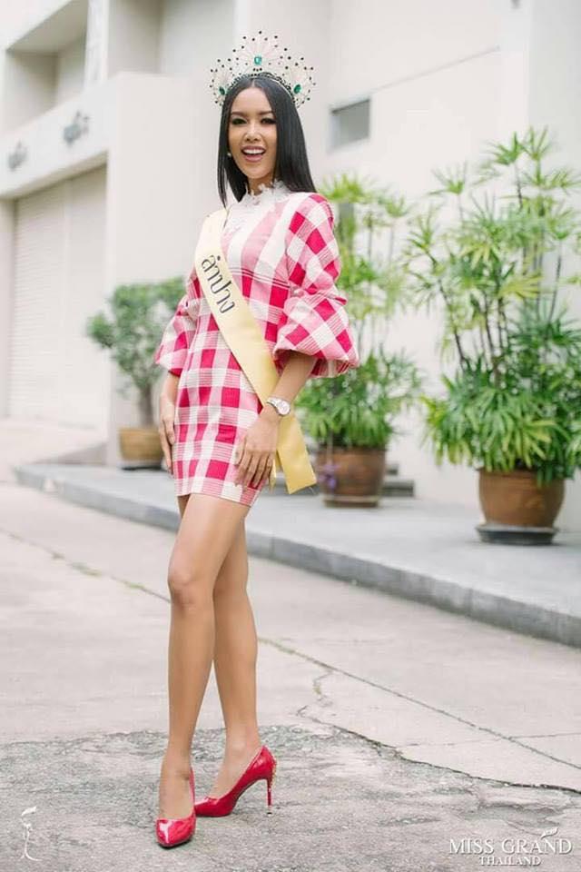 Miss Grand Thailand สั่งปลด มิสแกรนด์ลำปาง เซ่นผิดกฎ-ไม่ให้เกียรติจังหวัด!!