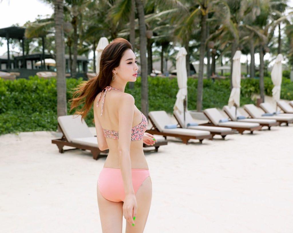 หุ่นดีที่สุดในเกาหลี!! Park Dahyun นางแบบสาวแห่งแดนโสม สวยแซ่บทะลุปรอท