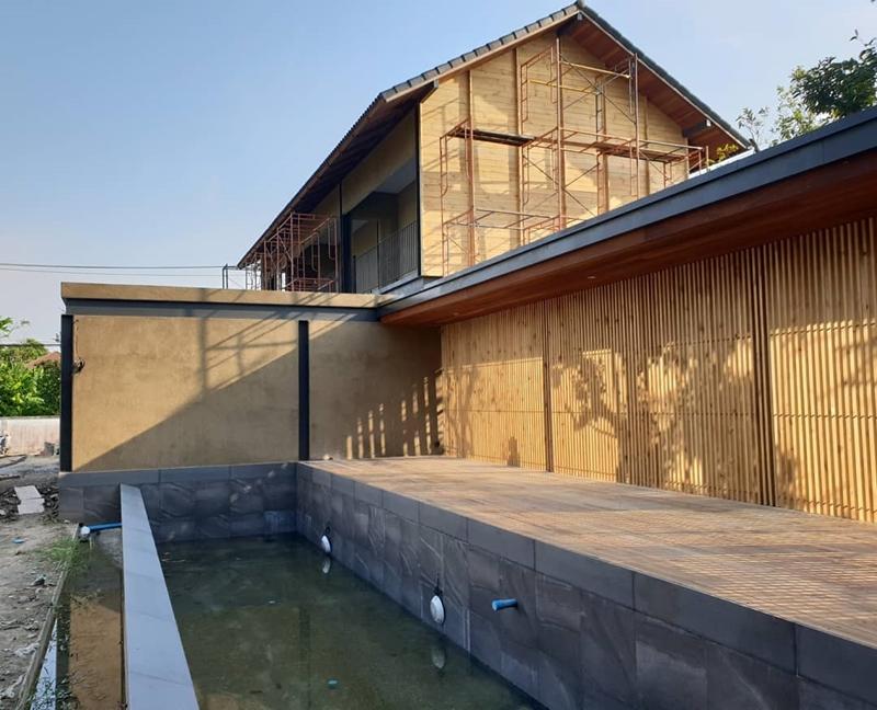 ส่องบ้านใหม่ บอย พิษณุ ใหญ่โต อลังการ สร้างให้แม่จากน้ำพักน้ำแรง !!