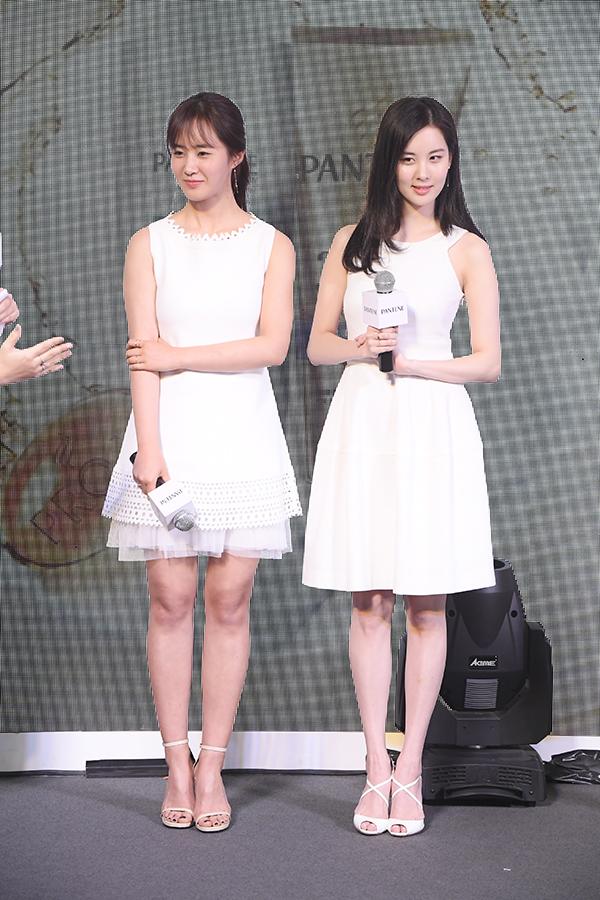 K-POP idol : Yuri & Seohyun (Girls' Generation) (90 รูป)