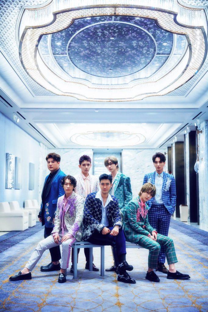 """'SUPER JUNIOR' พร้อมอัพเกรดความสุดยอดยิ่งกว่าเดิม ในคอนเสิร์ตอังกอร์ครั้งแรกในประเทศไทยของ 'SUPER JUNIOR WORLD TOUR """"SUPER SHOW 7"""" in BANGKOK'"""