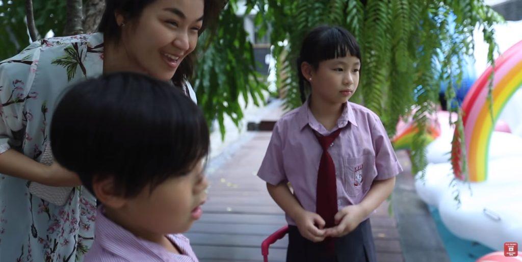 เมื่อแม่  จูน  คิดแผนแกล้ง  ออกัส-ออก้า  มาดูกันว่าจะสำเร็จหรือไม่