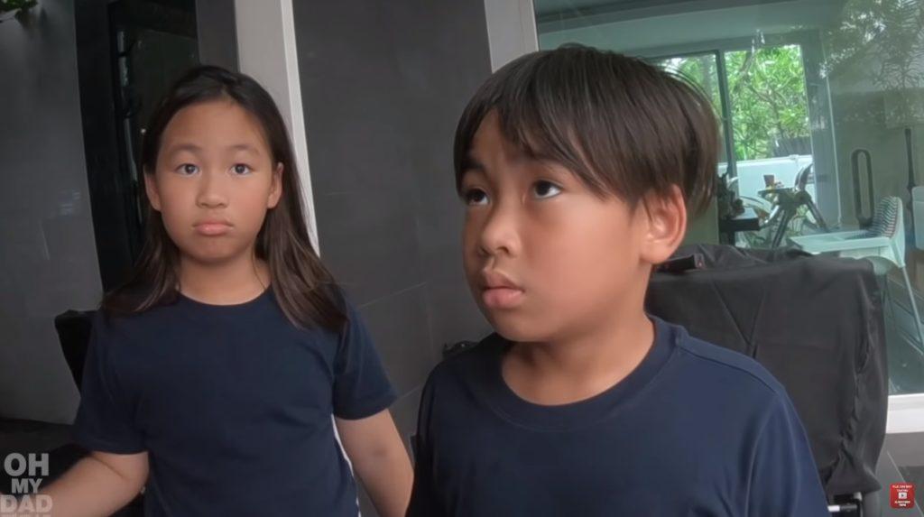 เมื่อ  พ่อเปิ้ล  หาเต่าให้  ออกัส-ออก้า  เลี้ยงได้มาดูกันว่า 2 ออจะมีปฏิกิริยาอย่างไรเมื่อเห็นเต่า