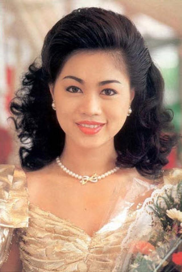 นี่คือภาพล่าสุดของเธอ ดวงเดือน จิไธสงค์ รองอันดับ1 นางสาวไทย ภรรยา สรพงษ์ ชาตรี