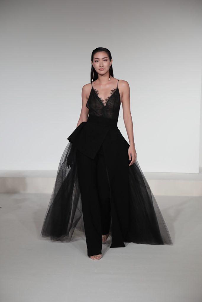 เก็บตกภาพซุปตาร์บนรันเวย์ PATINYA Spring/Summer 2019 สวยโก้แบบผู้หญิงยุคใหม่