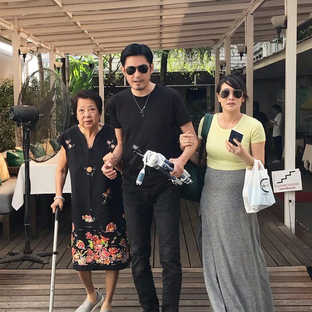 ชายไทยควรดู หนุ่ม ศรราม เป็นตัวอย่าง จูงแม่จูงเมีย