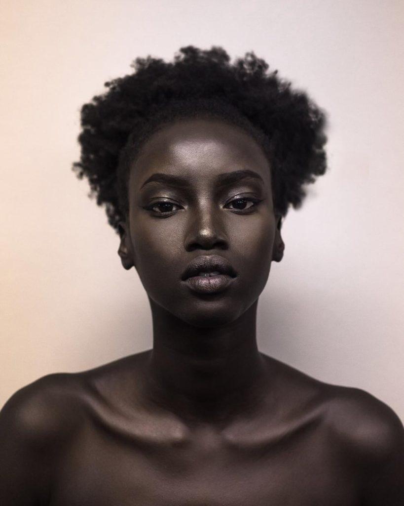 นางแบบผิวสี ที่ถูกยกว่าสวยที่สุดในโลก