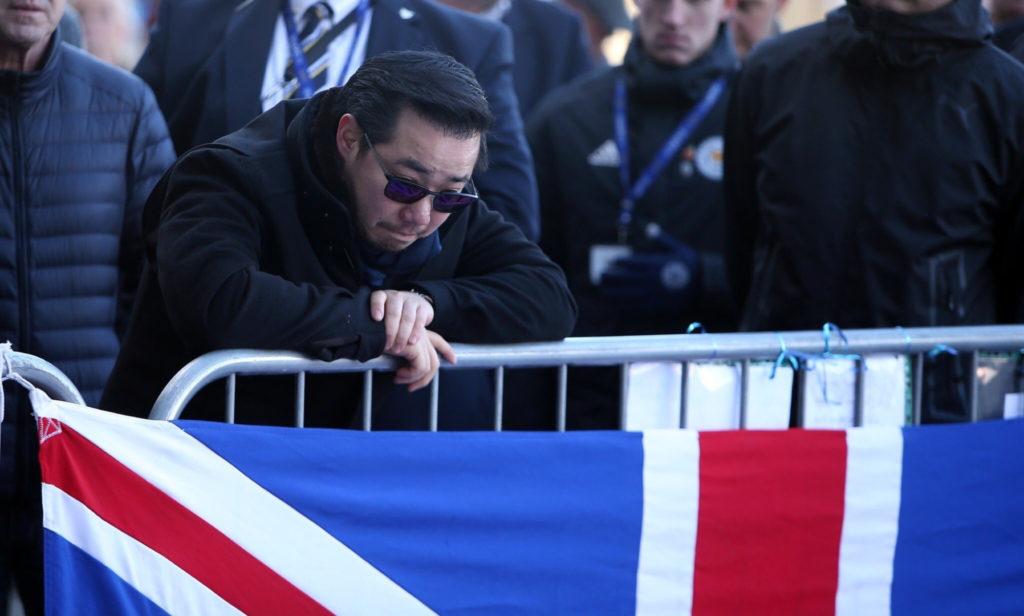 """สโมสรเลสเตอร์ ซิตี้ พร้อมนักเตะ เตรียมบินด่วน ร่วมงานศพ """"เจ้าสัววิชัย"""" ที่ไทย"""