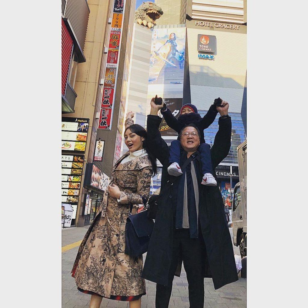 ตั๊ก บงกช เผยภาพอบอุ่น พา น้องข้าวหอม-เจ้าสัวบุญชัย เที่ยวญี่ปุ่นแฮปปี้