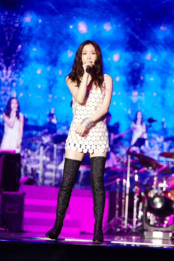 'TAEYEON' สื่อทุกความรู้สึก สะกดผู้ชมทั้งฮอลล์ได้สมบูรณ์แบบยิ่งกว่าครั้งไหน ในคอนเสิร์ต 's…TAEYEON CONCERT in BANGKOK